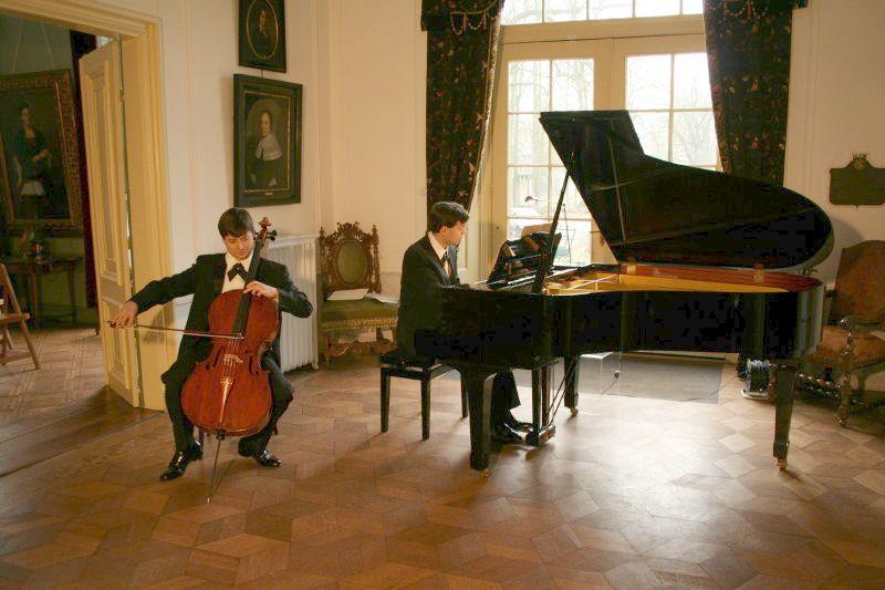 Voorbereiding Karlicek Duo Fogelsangh State (21-02-2009)
